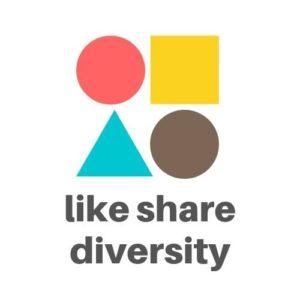 like-share-diversity-logo